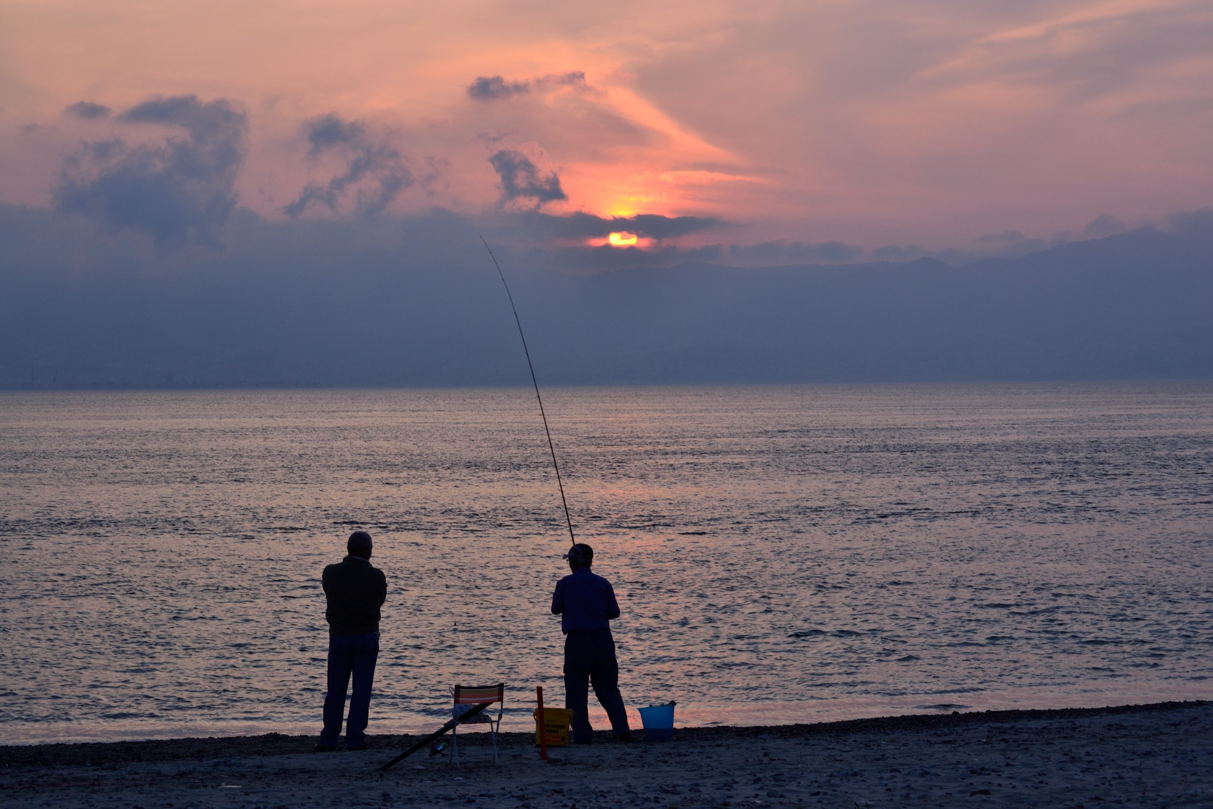 Surf Fishing Charters